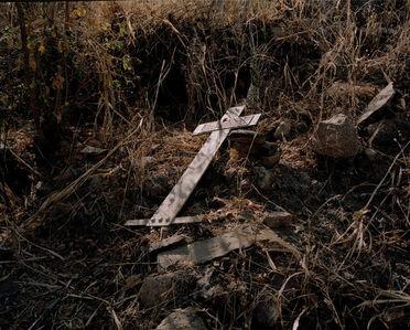 """Andréas Lang, '""""Cross in Mora"""", Cameroon', 2012"""