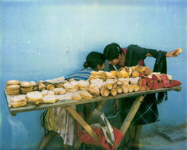 William Albert Allard, 'Oaxaca, Mexico', 1985