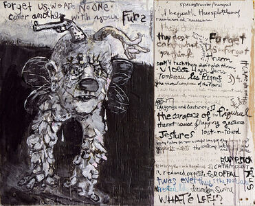 Dale Williams, 'Cover Another With Your Furs', 2018