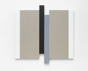 Scot Heywood, 'Transition - White, Linen, Black, Gray', 2019