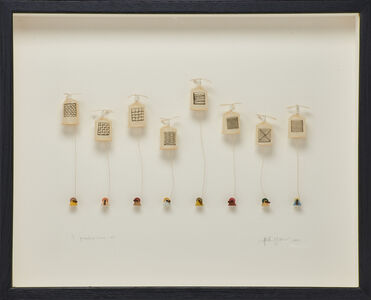 Cybèle Young, 'Propellors (sic) (Swatch 1-8) Toronto, Canada', 2001