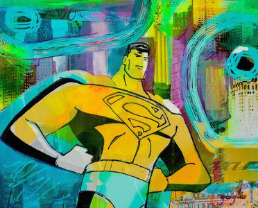 Lenner Gogli, 'Super Hero I', 2016