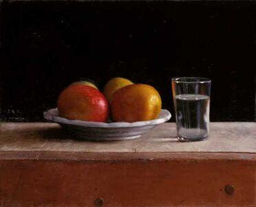 Aram Gershuni, 'Mangoes with Glass', 2015