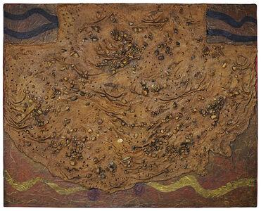 Elwyn Lynn, 'Dry Moraine', 1968
