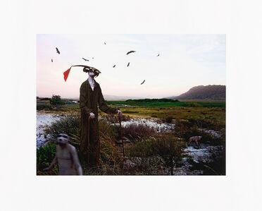 Jane Alexander, 'Harbinger in Correctional Uniform, Lost Marsh', 2007