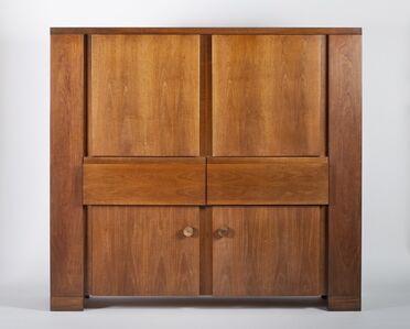 Giovanni Michelucci, 'Poltronova, Firenze, Torbecchia Series, Cabinet', ca. 1964
