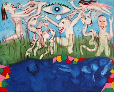 CLAUDE BOLDUC, 'Bacchanales', 2011