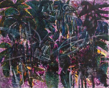 Nicholas William Johnson, 'Cosmic Ghetto Music I', 2015