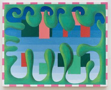 Meg Atkinson, 'Waves, reworked', 2016