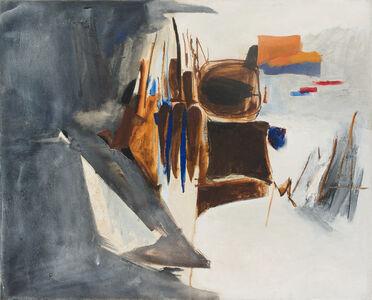Huguette Arthur Bertrand, 'Pampelune', ca. 1962