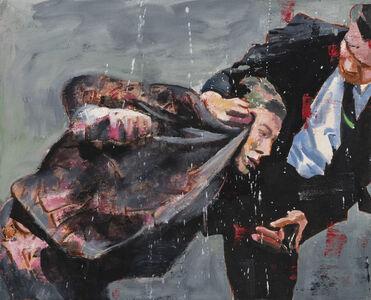 Nicky Nodjoumi, 'Mean Street', 2020