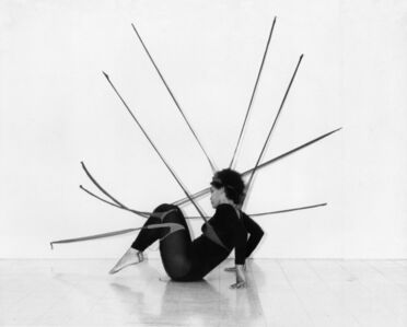 Senga Nengudi, 'Performance Piece', 1978