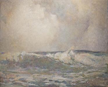 Soren Emil Carlsen, 'Breakers', 1908