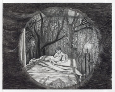 Jeff Olsson, 'Daydreamer', 2015