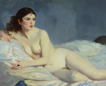Robert Henri, 'Betalo Nude', ca. 1916