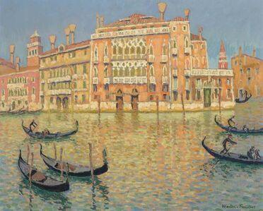 Jacques Martin-Ferrieres , 'Venice'