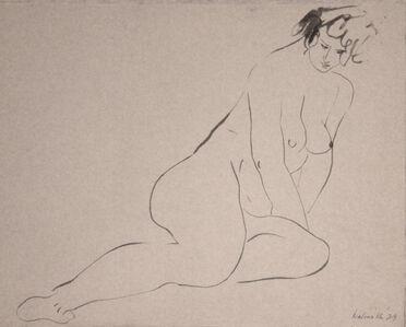 Anna Walinska, 'Paris Nude #28', 1929