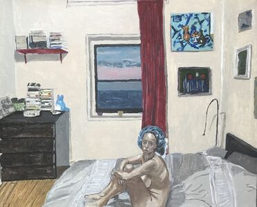 Polina Barskaya, 'After The Bath', 2019