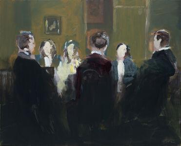 David Storey, 'Council of ghosts', 2018