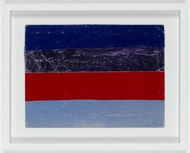 Albert Mertz, 'Striber I', 1961