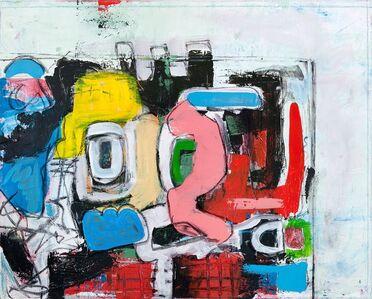 Tommy Lennartsson, 'Lips', 2018