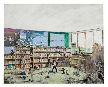 Katie Herzog, 'Today The Library Was Ripped A New Asshole', 2007