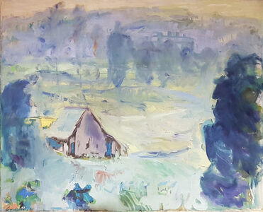 Ernst Gradischnig, 'Morgentau (Morning dew)', 1995