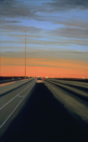 Anne M Bray, 'Phoenix Sunset I', 2001