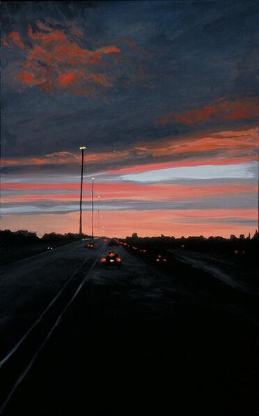 Anne M Bray, 'Phoenix Sunset II', 2001