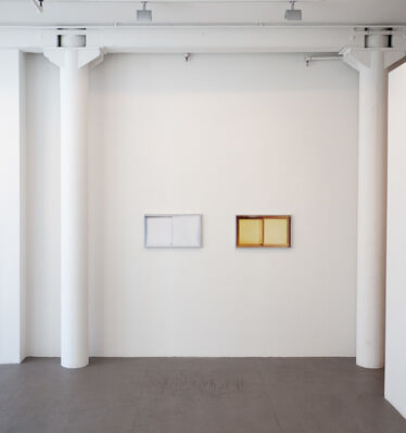 GWENN THOMAS: Moments of Place, installation view