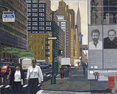 Nagib Nahas, 'Lexington Avenue', 2020