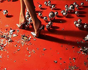 Sylvie Fleury, 'Here comes Santa / (IV)', 2003