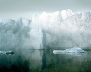 Olaf Otto Becker, 'Ilulissat Icefjord 05, 07/2003', 2003