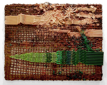 Fabian Marcaccio, 'Abstract', 2015