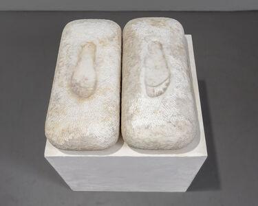Kathleen Schneider, 'Pillowprints', 1993
