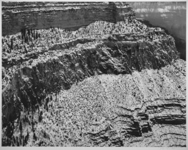 Jody Forster, 'Hopi Wall, Grand Canyon, Arizona', 1982