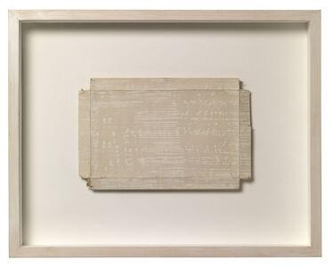 Herbert Zangs, 'Relief- Paintings', 1957