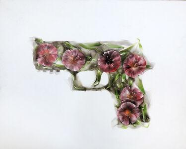 Steven Spazuk, 'Let Peace Bloom', 2018