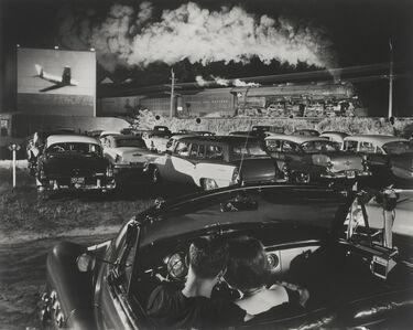 O. Winston Link, 'Hotshot Eastbound, Iaeger, West Virginia', 1956