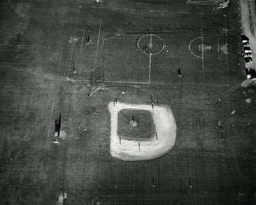 Marilyn Bridges, 'Playing Baseball, Allens Creek NY', 1981