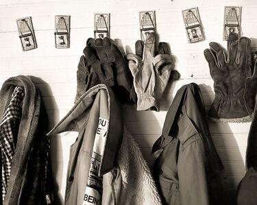 Frank Hunter, 'Gloves and Coats, Lady Borton's Farm (#229)', 1997