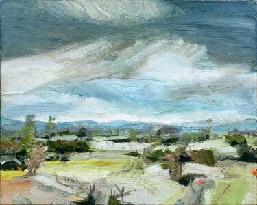 Simon Andrew, 'Monmouthshire Landscape', 2013