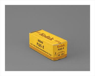 Morgan Fisher, 'Kodak Plus-X 120 March 1950', 2011