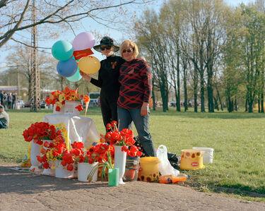 Anastasia Khoroshilova, 'Die Übrigen (Riga Siegestag 11)', 2013