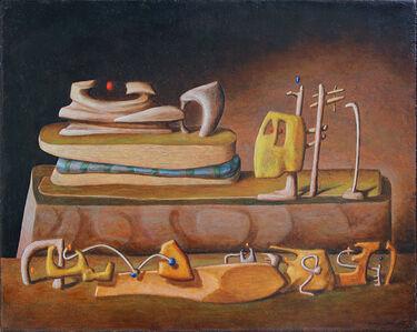 Didier Mazuru, 'No Title', 1995