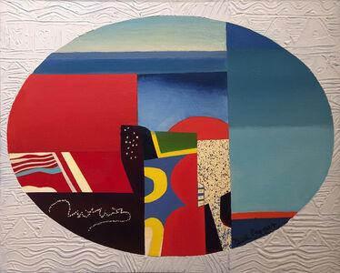 Max Papart, 'Oval Manhattan Spice ', 1990
