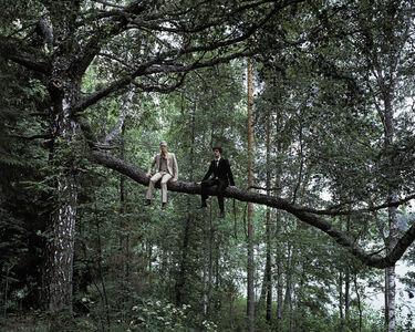 Ville Lenkkeri, 'The Sacrifice Of A Sacred Tree', 2013