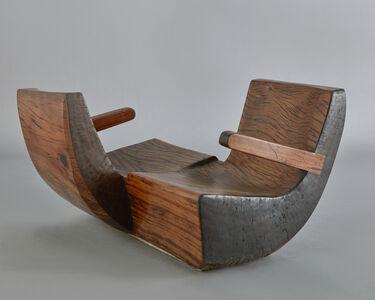 """José Zanine Caldas, '""""Namoradeira"""" Tête-à-Tête Lounge Chair', 1963-1967"""