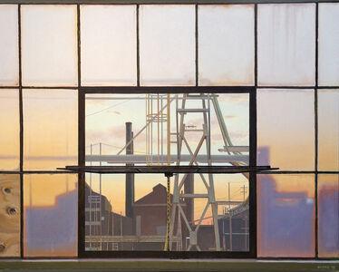 John Moore (b.1941), 'Sixth Hour', 2019