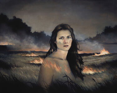 Mary Chiaramonte, 'I Taste the Flame', 2018
